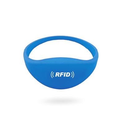 ISO14443A Mifare Classice EV1 1K 4K Rfid Silicone Wristband