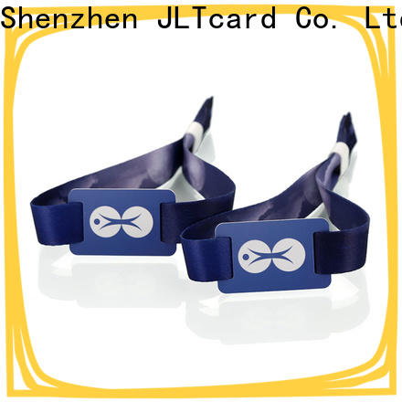 reliable rfid fabric wristband brand for overseas market