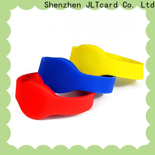 perfect rfid silicone wristband one-stop services for events