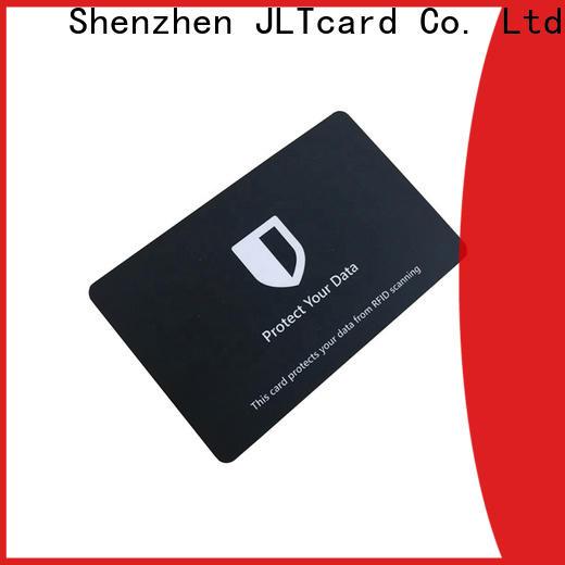 JLTcard rfid blocker card wholesale for importer