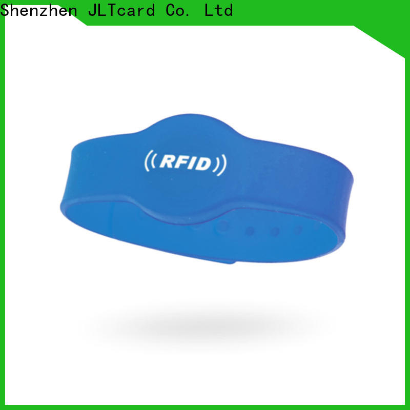 perfect rfid silicone wristband wholesale for hospitals