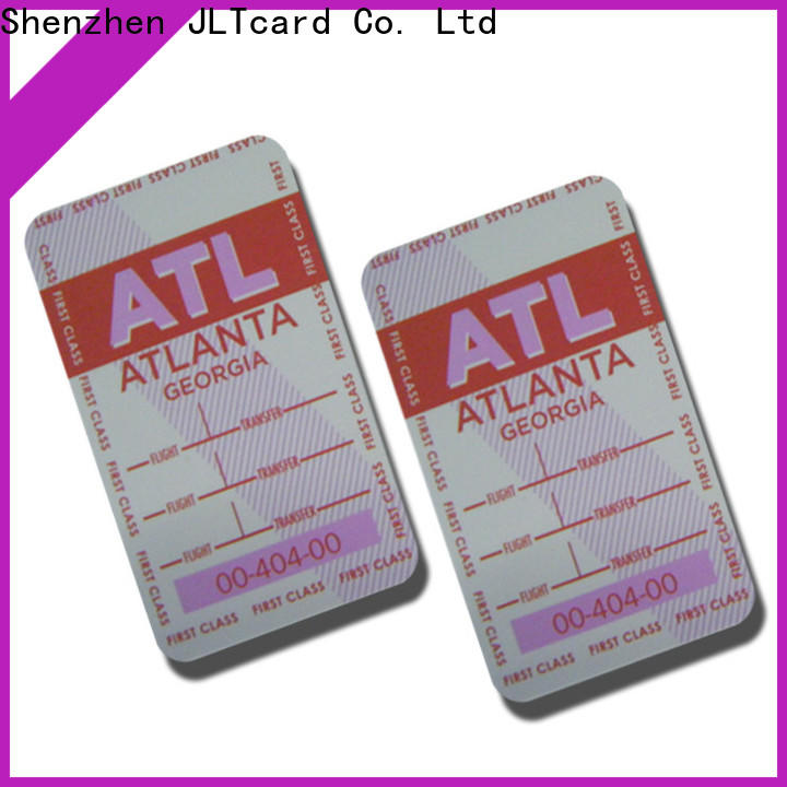 JLTcard OEM ODM contactless card wholesale for mass transit