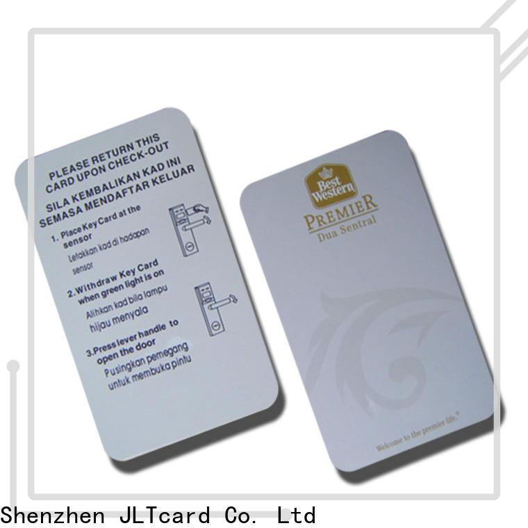 JLTcard rfid key cards wholesale for mass transit