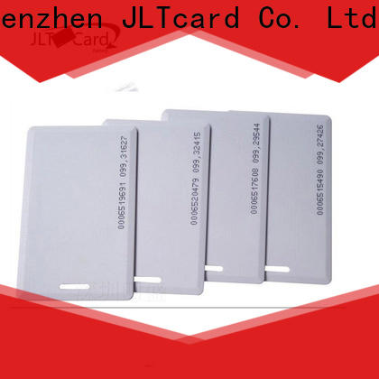 JLTcard custom clamshell card one-stop services for seal