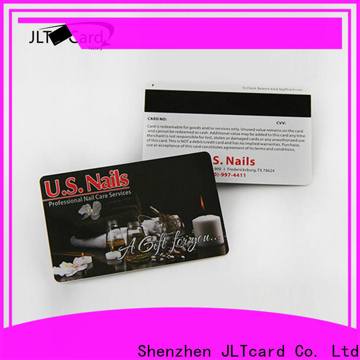 JLTcard magnetic strip card wholesale for access control