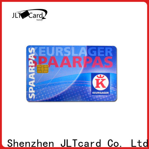JLTcard contact smart card trader for medical