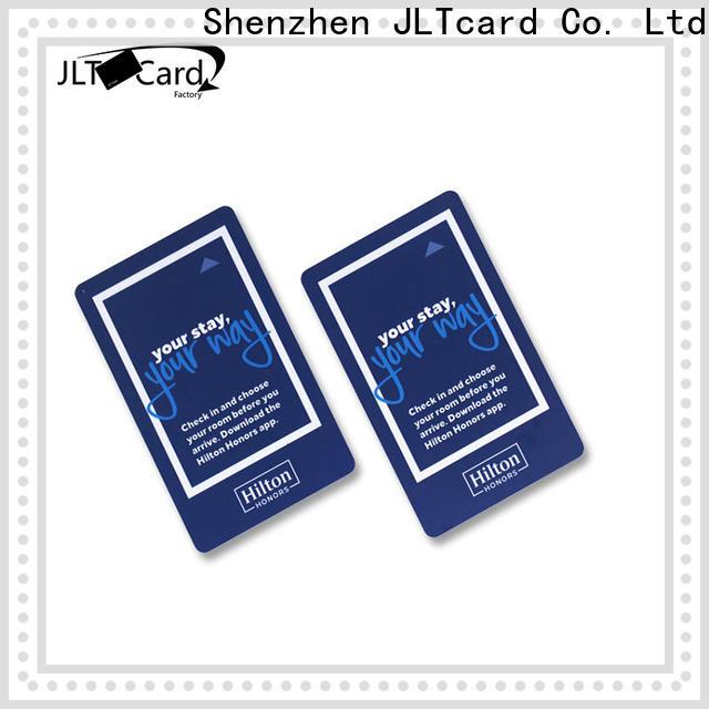 OEM ODM rfid hotel key card trader for identification