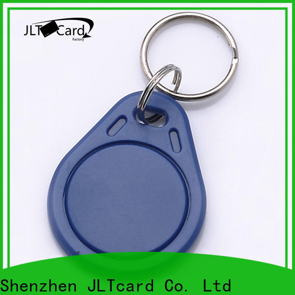 JLTcard custom key fob one-stop solutions for sale