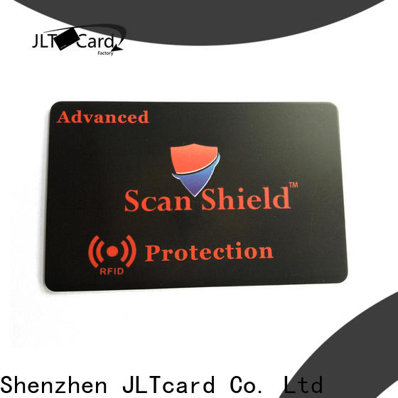 OEM ODM rfid blocker card one-stop services for importer