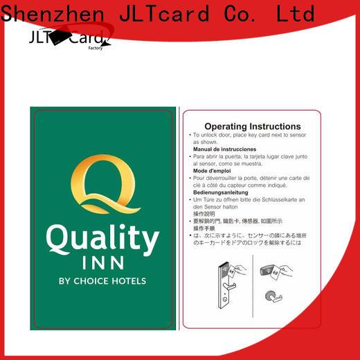 JLTcard contactless smart cards wholesale for authentication