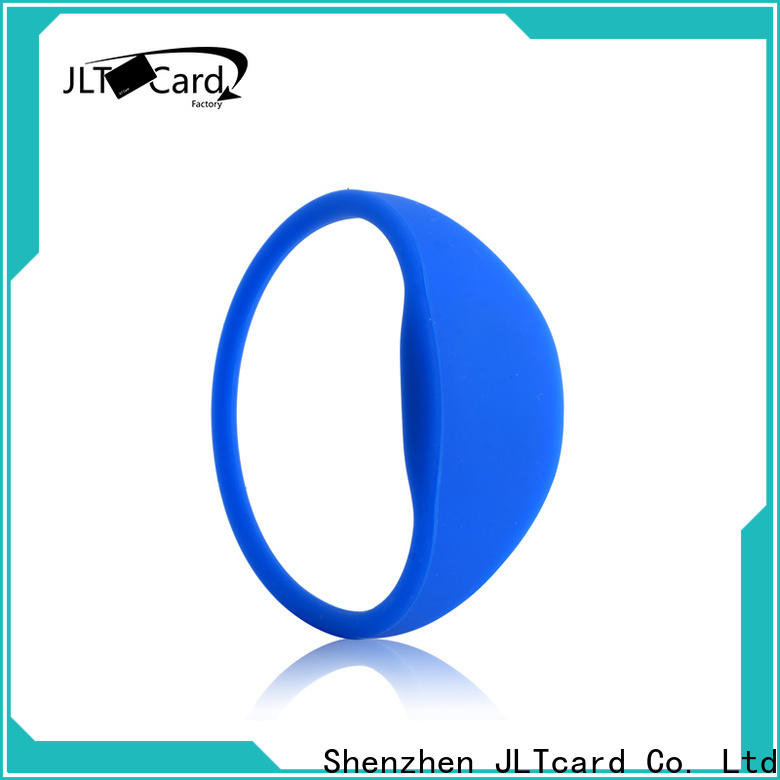 hot sale rfid silicone wristband wholesale for events