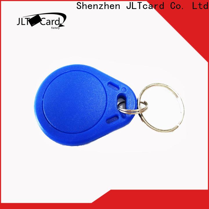 JLTcard hot sale rfid key fob wholesale for importer