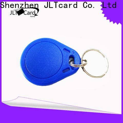 JLTcard hot sale custom key fob brand for sale