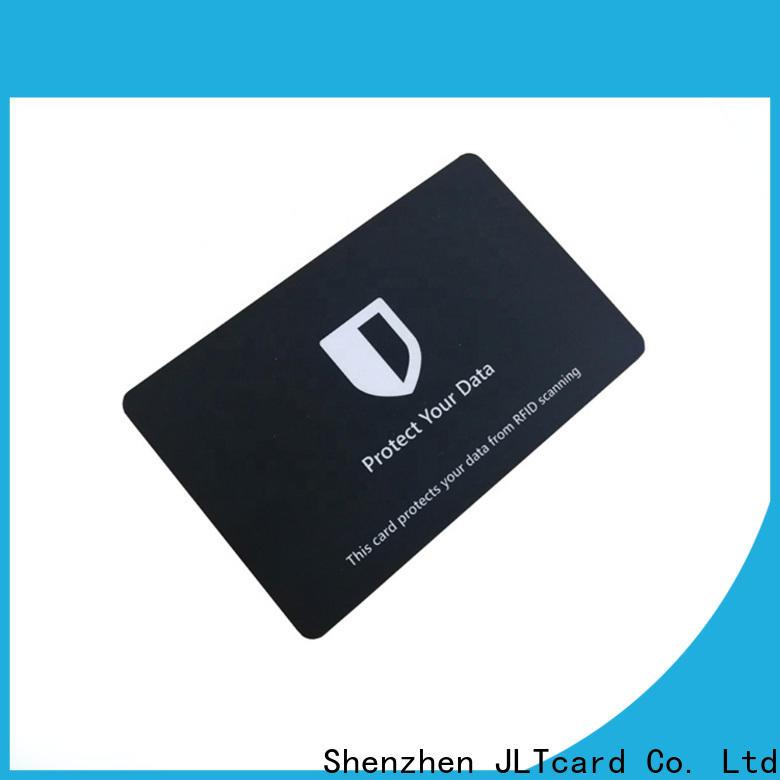 JLTcard rfid credit card brand for school students