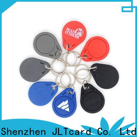 JLTcard OEM ODM keyfob one-stop solutions for importer
