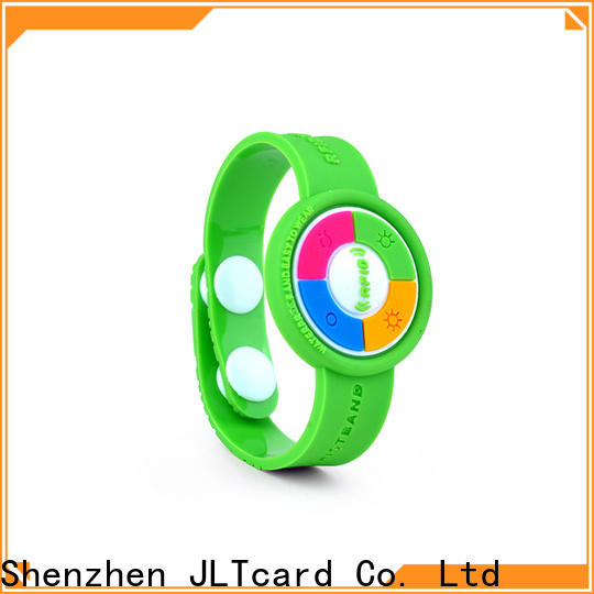 OEM ODM rfid pvc wristband one-stop solutions for healthcare