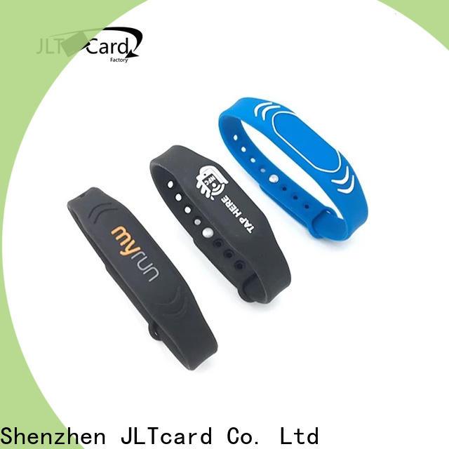 JLTcard Adjustable wristband wholesale