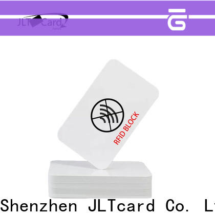 JLTcard best rfid blocking card one-stop solutions for importer