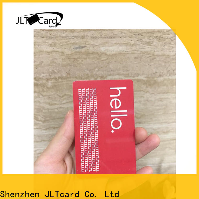JLTcard rfid key cards one-stop solutions for authentication
