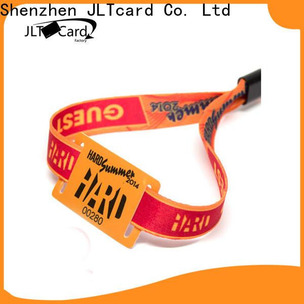 rfid fabric wristband & custom rfid tags & contactless smart card price