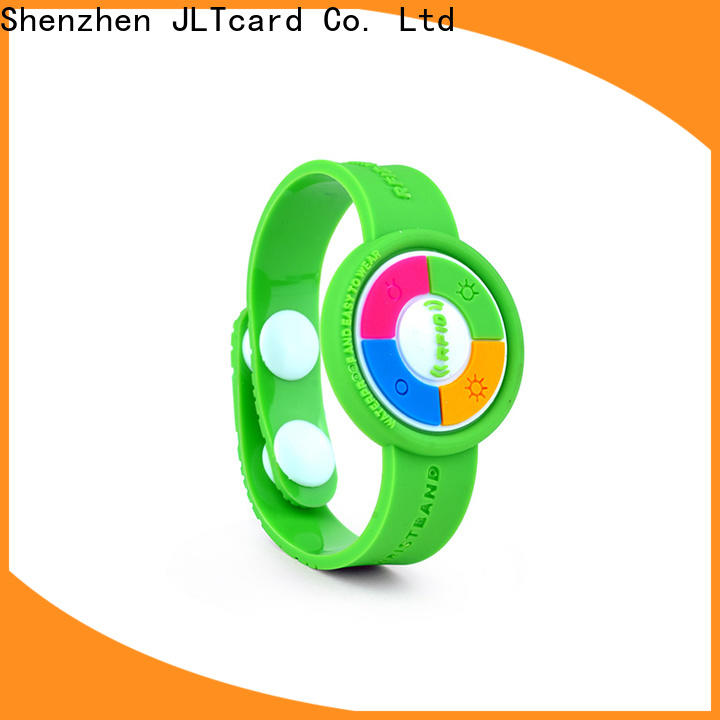 OEM ODM rfid pvc wristband supplier for healthcare