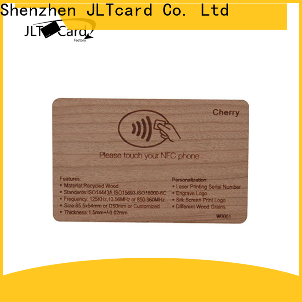 highly recommend wood card brand for hotel