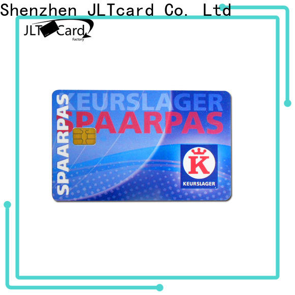 JLTcard OEM ODM contact smart card one-stop solutions for medical
