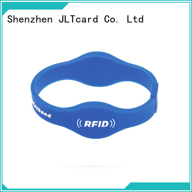 JLTcard custom custom silicone bracelets one-stop services for hospitals