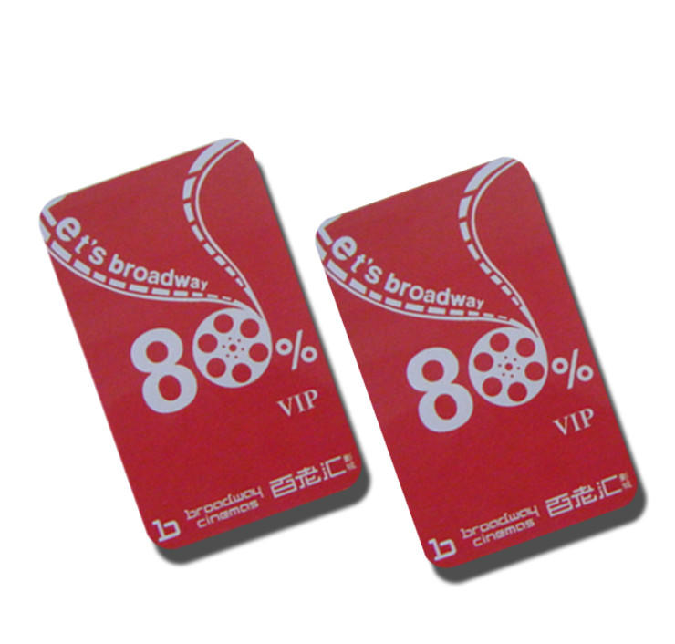 125khz Hitag 2 Smart Card For Access Control
