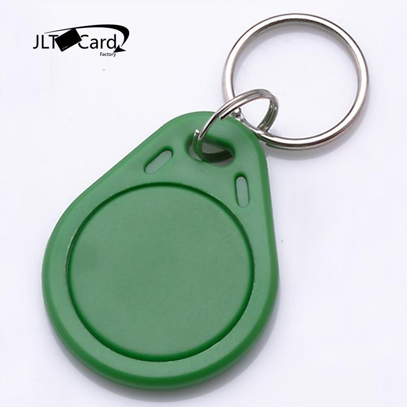 100% Quality NFC RFID Security Keychain Key Fob