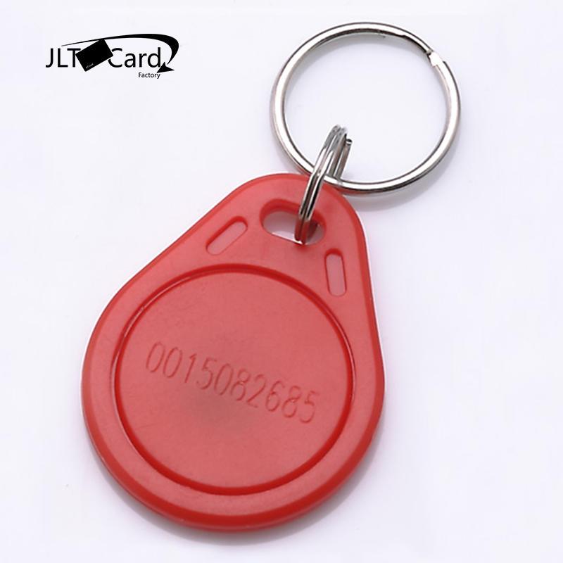 Hot Sale 13.56MHz Mifare Classic 1K  RFID  Key Fob