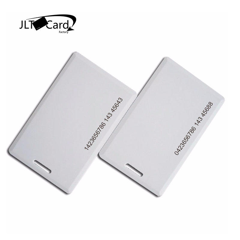 1.8mm RFID Thick Clamshell Card