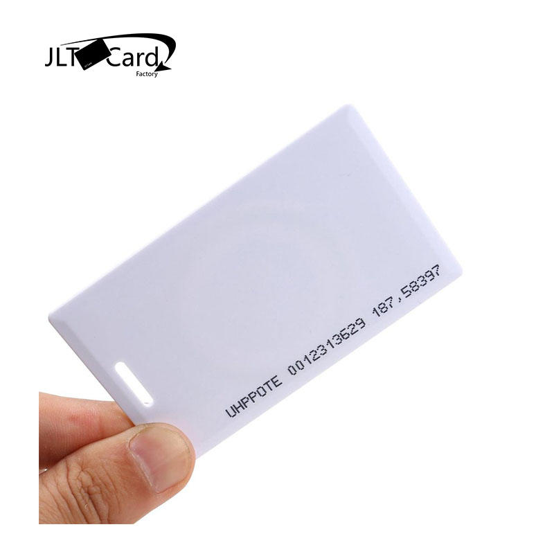 proximity ABS clamshell card