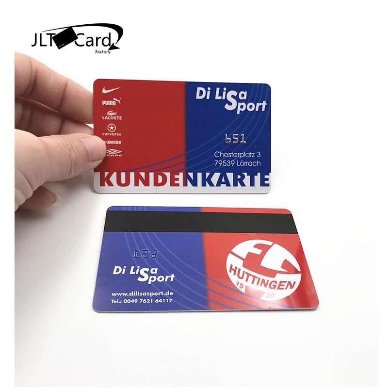 2750 OE Hi-Co Magnetic Stripe Card