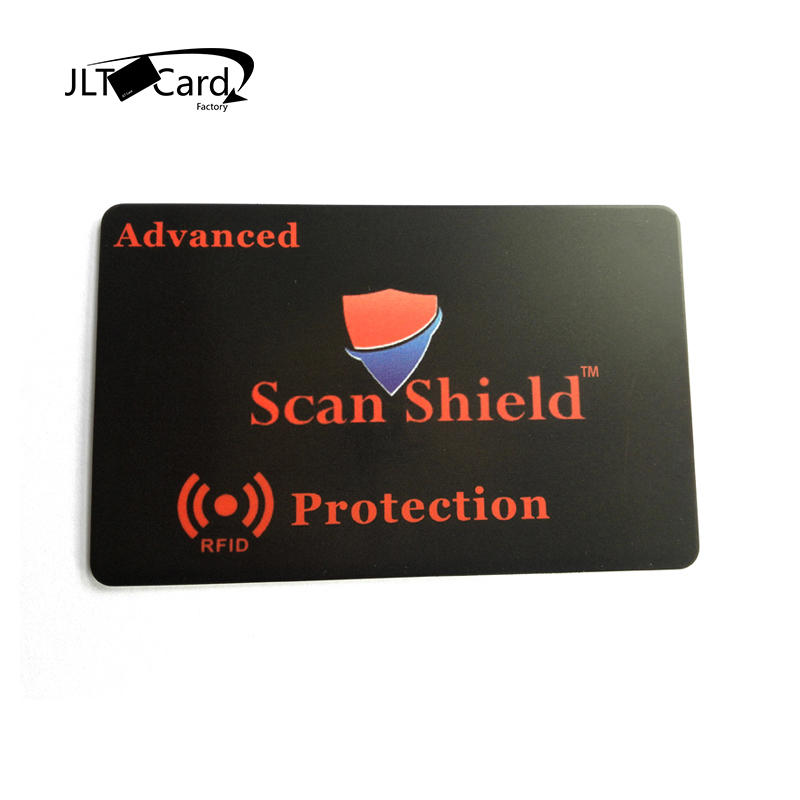Contactless Chip Card & Clamshell Proximity Cards & nfc blocker card