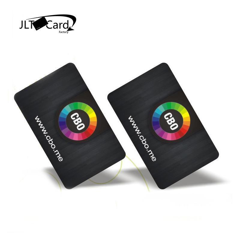 Blank pvc inkjet printable TK4100 contactless PVC ID smart cards