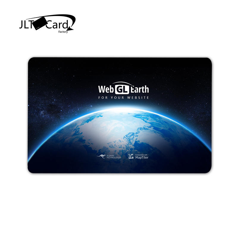 Promotional High Security FM1208 Pure CPU Chip Proximity Card Contactless Smart Card Smart IC Card