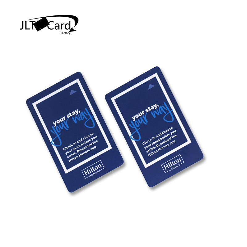 13.56MHZ Mifare Ultralight C chip rfid contactless membership card