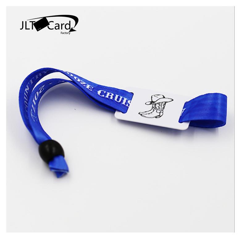 NFC Fudan08 RFID Smart Nylon Wristband Bracelet