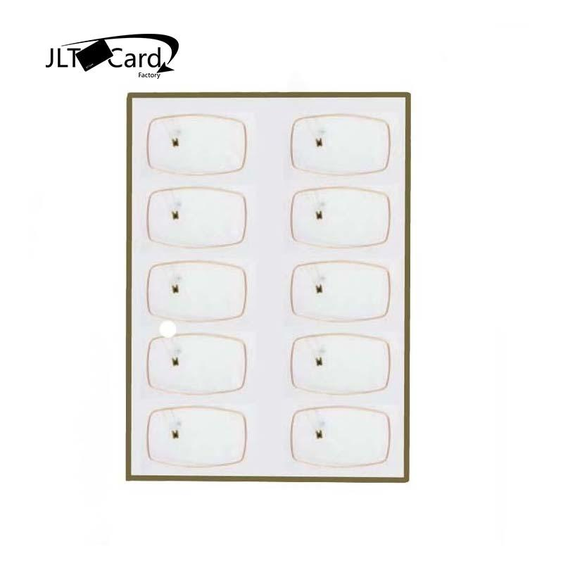 13.56MHz rfid card inlay prelam for making access control card