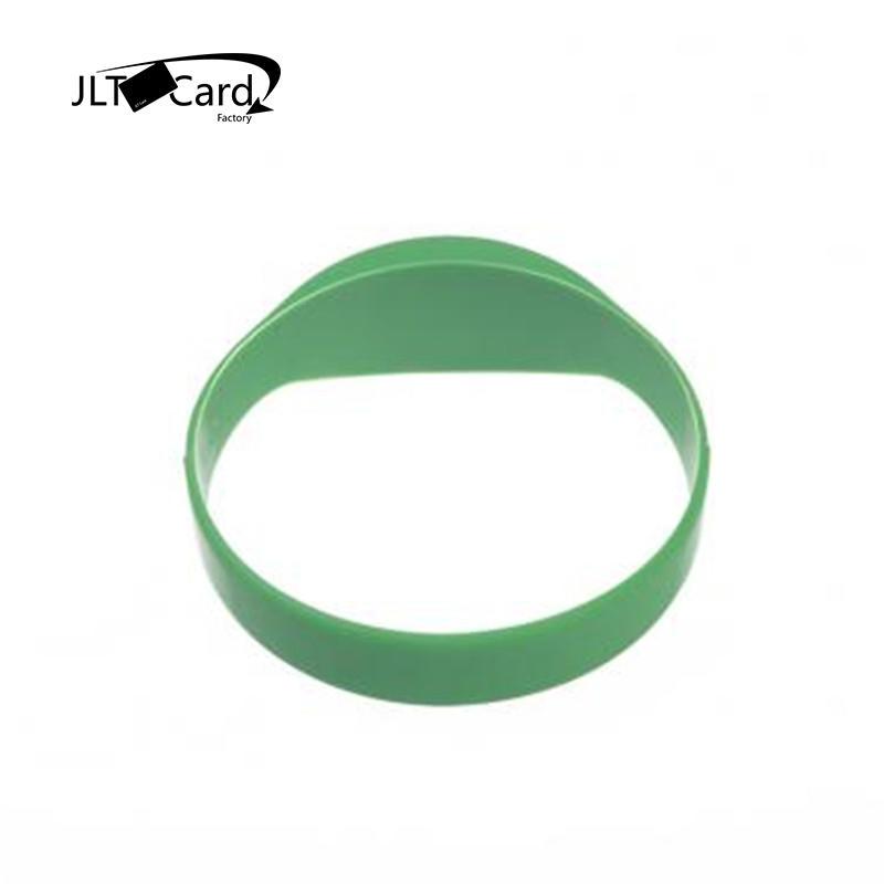 Recycle Use RFID Bracelet Tracking Plastic Rfid Wristband