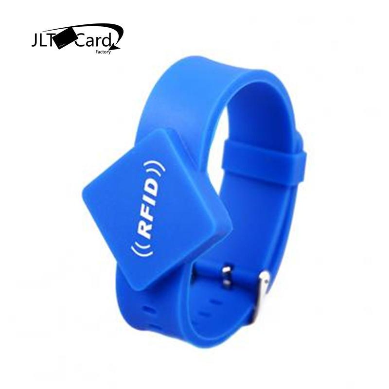 RFID wristband silicon MIFARE Classic 1k bracelet waterproof NFC
