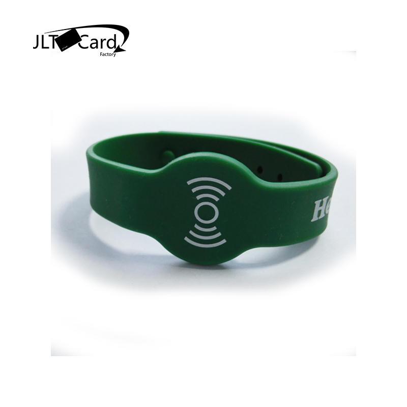 MIFARE DESFire 8K bracelet silicone wristband fitness