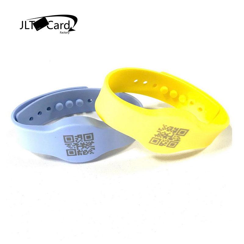 Rfid Product & Custom Key Fob & Rfid Silicone Wristband