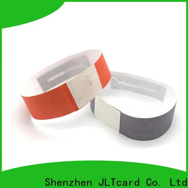 Rfid Disposable Wristband & decathlon rfid & custom hotel key card