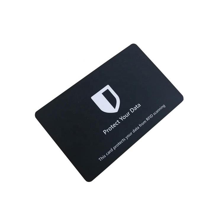 OEM Printable 13.56mhz Rfid Blocking Card