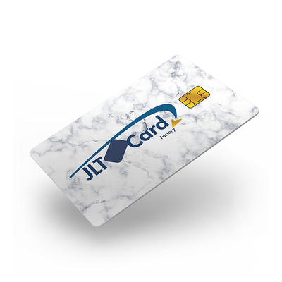 Wholesale Customized Printing Contact Sle4442  IC Chip Card