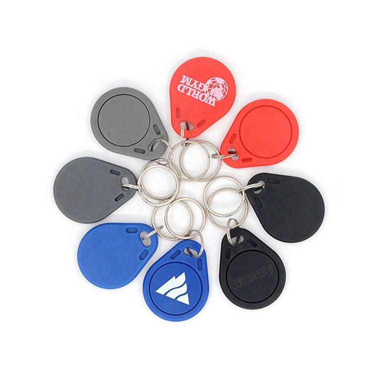 Stable Supply 13.56Mhz Waterproof ABS Rfid Key Fob